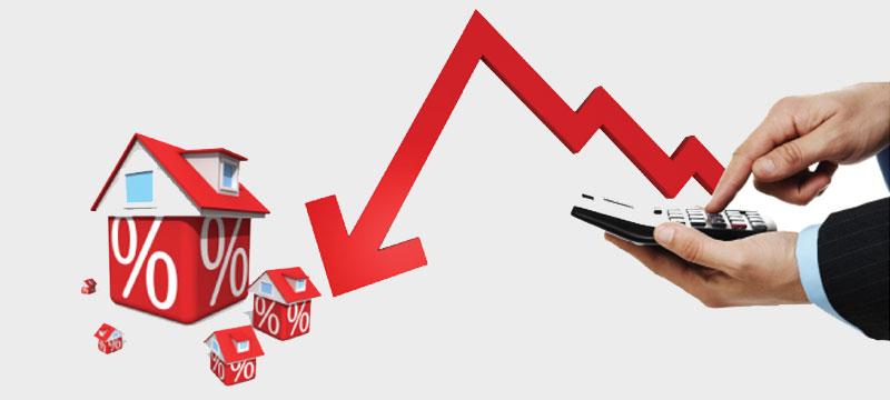 美国 30 年固定利率抵押贷款平均合约利率下滑至 11 月份以来的最低水平至 4.22%