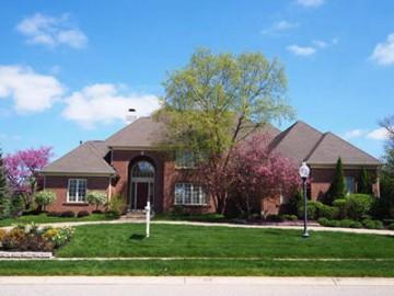 卡梅尔奢华家庭住宅:花园环境优雅迷人,优质社区安居乐业 | 美国