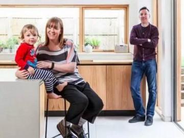 一对小夫妻用58万镑,换了一套价值140万英镑的伦敦豪宅!| 英国