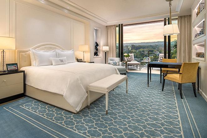 套房的诱惑:比佛利山庄的最佳客房长啥样
