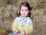 """凯特王妃晒小公主 称她是""""来自天堂的快乐""""-热点"""