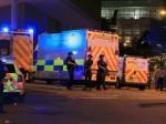 英国曼城发生爆炸 现场发生踩踏混乱不堪-热点