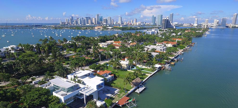 迈阿密是美国顶级房地产市场之一,住宅和商业物业相结合,业态丰富