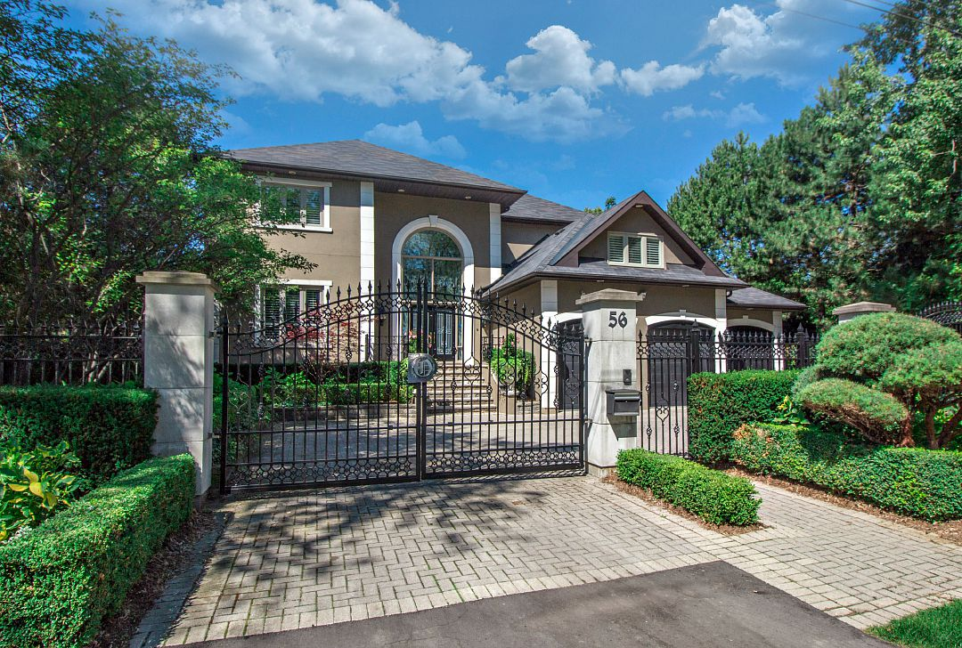 在全球增长最快的高端房地产市场排名中,多伦多房价增长了22.2%排名第三