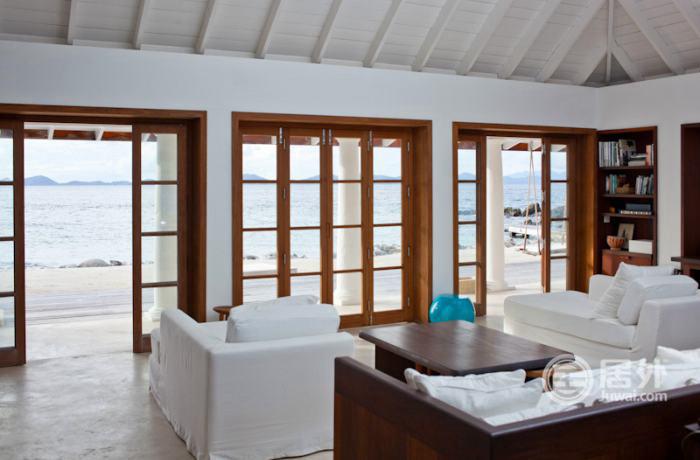布莱恩·亚当斯出租隐世小岛超豪度假别墅 月租够买房!