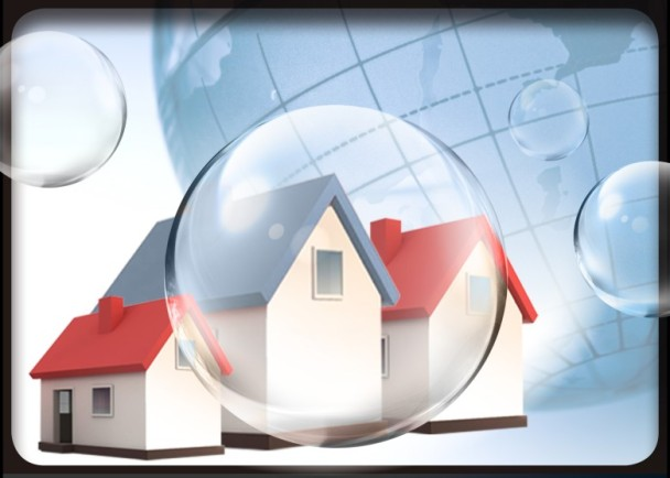 全球楼市泡沫风险亦已升至历史新高