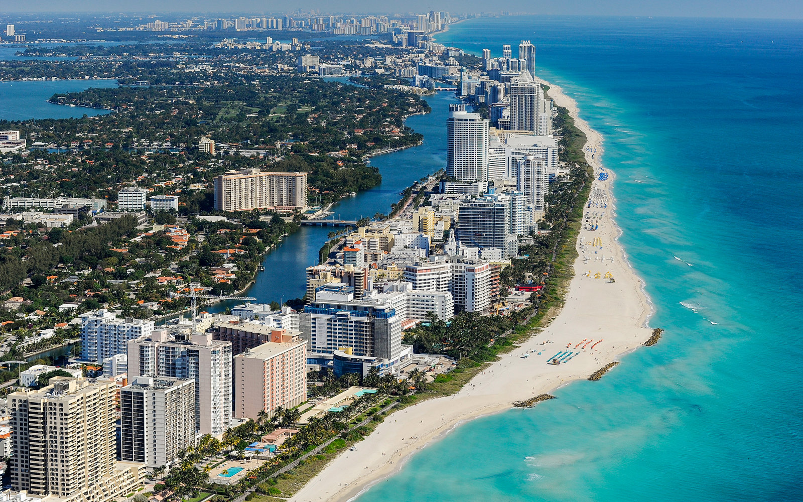 Miami's real estate prices are relatively low, becoming the darling of Chinese real estate investors