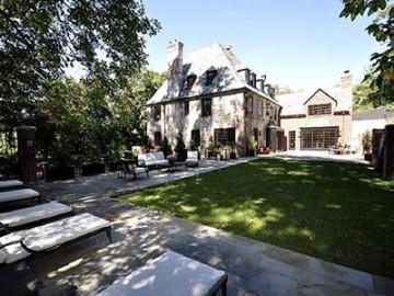奥巴马华盛顿出价5000多万元购买豪宅 面积760平方米 | 美国