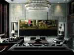 美国造出最大电视 比纽约公寓还大还贵-热点