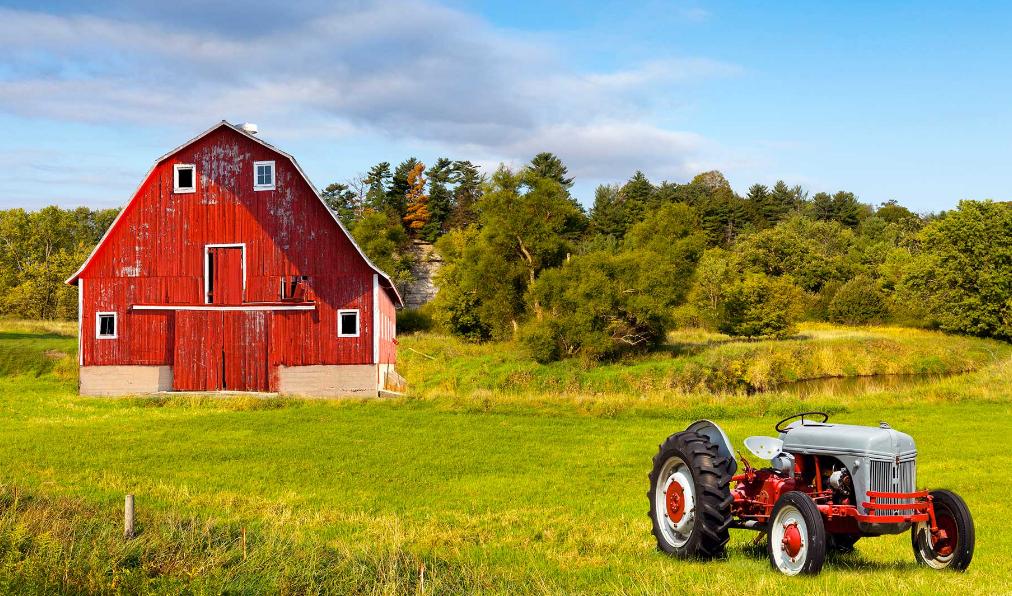 直接投资农场和投资其他不动产大同小异