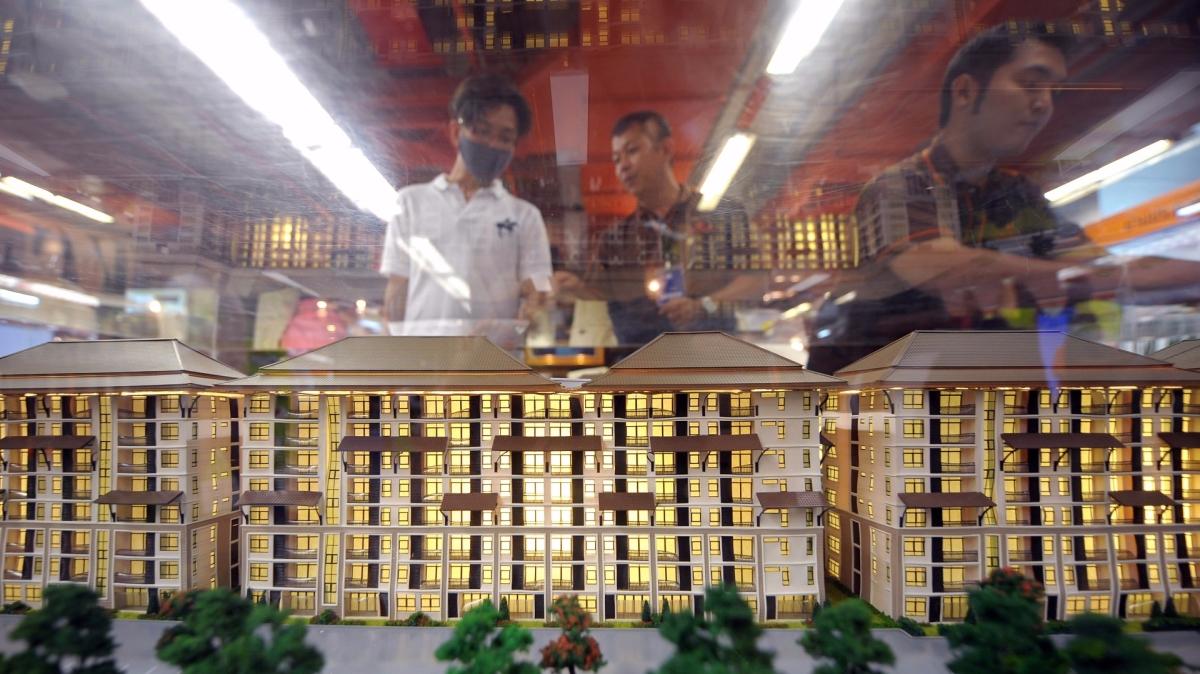 来自中国香港丶中国的资金正涌向泰国房市,在国内需求疲弱下依然买气