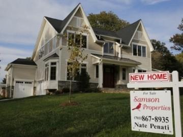 美国6月新屋销售上升 但数据下修暗示疲态已显   美国