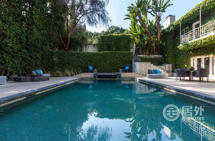 杰瑞德·莱托走运了!高价卖出好莱坞山庄别墅   美国