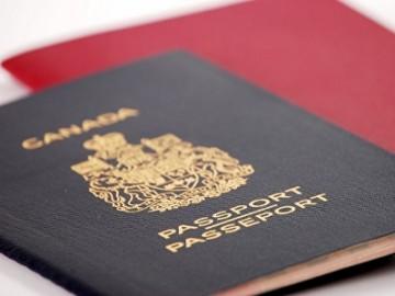 可免签证入境154个国家 加拿大护照全球排位第5 | 加拿大