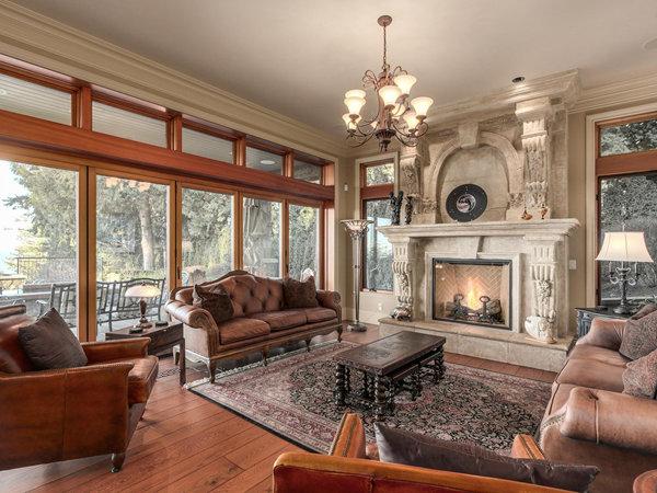 加拿大白石镇顶级豪宅:坐拥无敌海景,尽享奢华风范