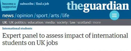 11万海外留学生去了哪? 英政府或再收紧签证政策 | 英国