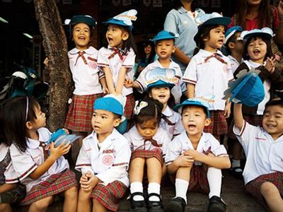 泰国教育福利:免费读到高中毕业