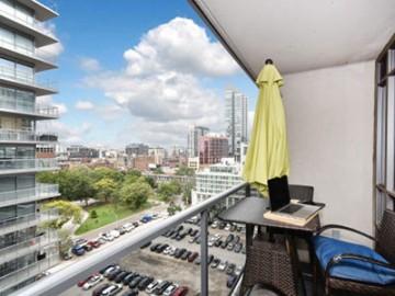 多伦多市中心精美公寓:位置绝佳设计现代,设施完美值得U乐国际娱乐 | 加拿大