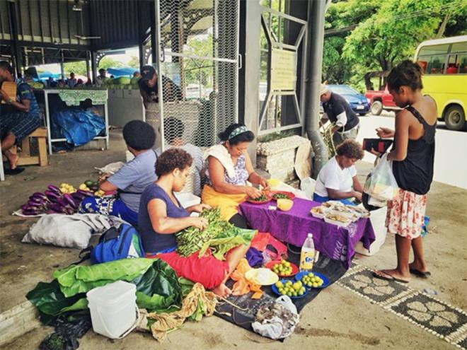 在斐济,遇见一个多彩的小印度