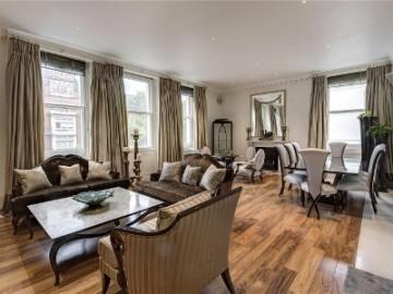 稀缺资源不可复制,伦敦骑士桥名校区豪宅带来殿堂级居住享受 | 英国