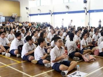 非公民学费 未来三年每年上调 | 新加坡