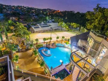 布里斯班北部郊区精美豪宅:视野无敌环境惬意、品质非凡豪华舒适 | 澳洲