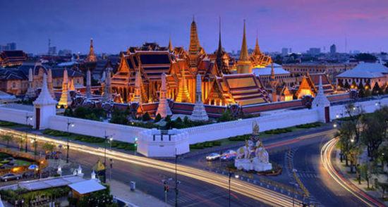 """曼谷成为""""一带一路""""最具旅游竞争力海外城市 泰国房产投资火热   泰国"""