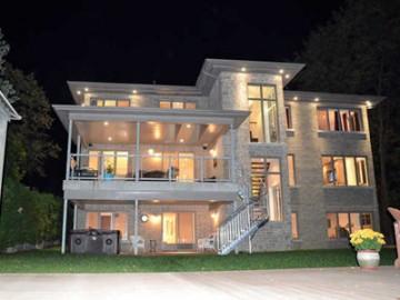 蒙特利尔海滨大宅,品质非凡尽享法式浪漫 | 加拿大