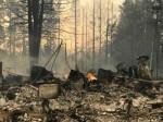 旧金山北加发生特大火灾 华人逃难:家园像战场   美国