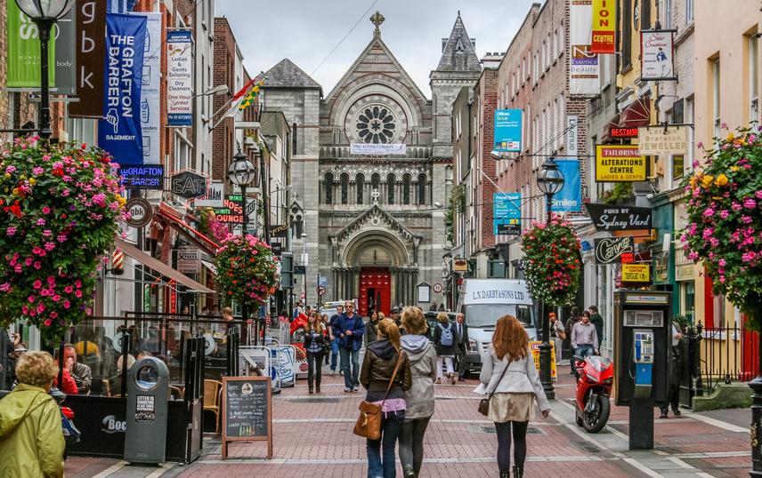 爱尔兰的经济紧缩政策取得了良好的成果,被视为欧洲的明星国家
