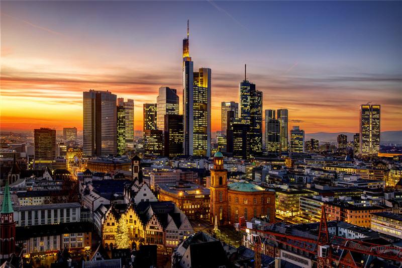 德国房市继续表现强劲的上涨趋势