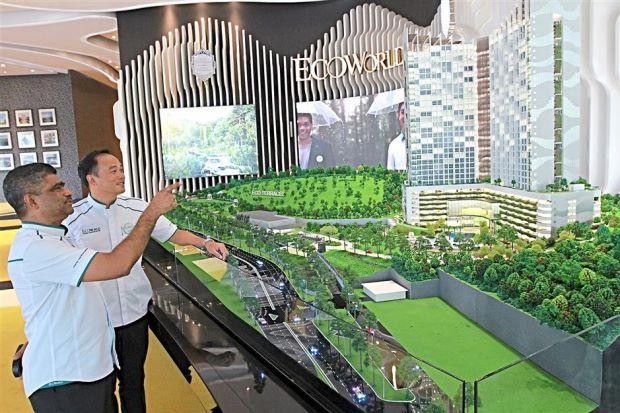 Eco World早于2015年在槟城岛Paya Terubong推出共管公寓项目Eco Terraces,以绿色生活为设计蓝本