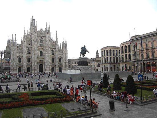 意大利购房移民为什么选择米兰? | 意大利