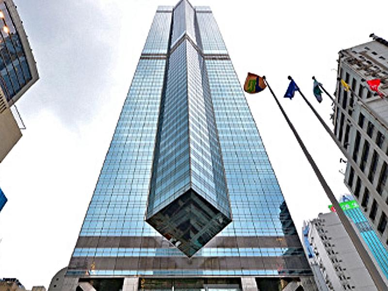 香港中环中心的75%股权以402亿港元天价成交