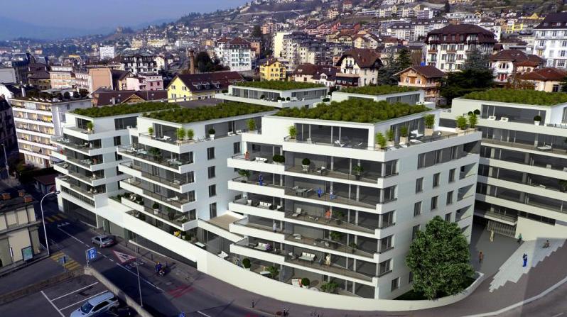 瑞士的公寓空置严重,租金或将下降