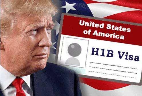 特朗普政府或废除H-1B配偶工作许可 多来自印度中国 | 美国