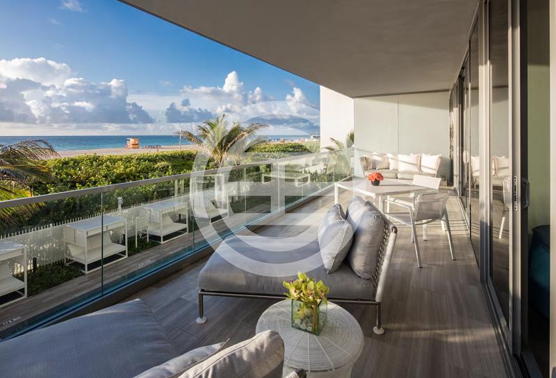 Realtor.com预测佛罗里达州的多个都会区明年的房价涨幅领跑全美。图为佛州迈阿密海滩的壹处豪宅。(点击图片查看这套居外房源的信息)