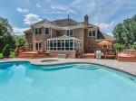 优质富人区Potomac豪华住宅:乡村风味贴近自然,优雅格调品质卓绝   美国
