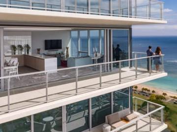 奢华海景住宅Waiea:夏威夷檀香山唯一绿色健康社区 | 美国
