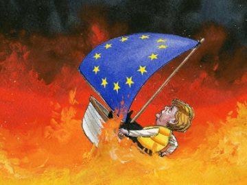 德国政局动荡影响深远 欧洲一体化事业或面临严峻挑战| 德国