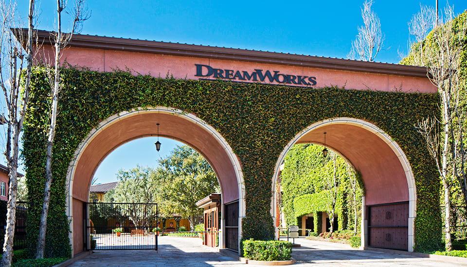 格伦岱尔的梦工厂动画园区拥有五座建筑,总面积达46万平方英尺