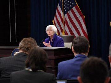 美联储加息25个基点 仍预计2018年加息三次 | 美国