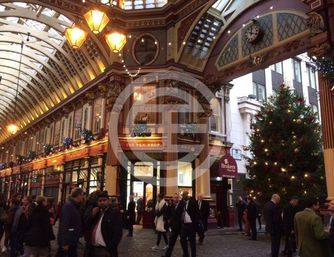 2016年圣诞彩灯——利德贺市场