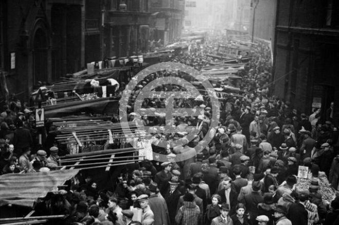 1939年——衬裙巷