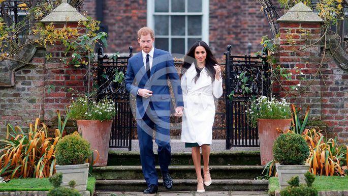 英国哈里王子明年春天迎娶美国女星梅根·马克尔