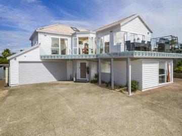 奥克兰北岸富人区景观大宅,好学校、好环境、好地段一应俱全 | 新西兰