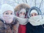 西伯利亚-67℃ 给居民生活带来极大不便-热点