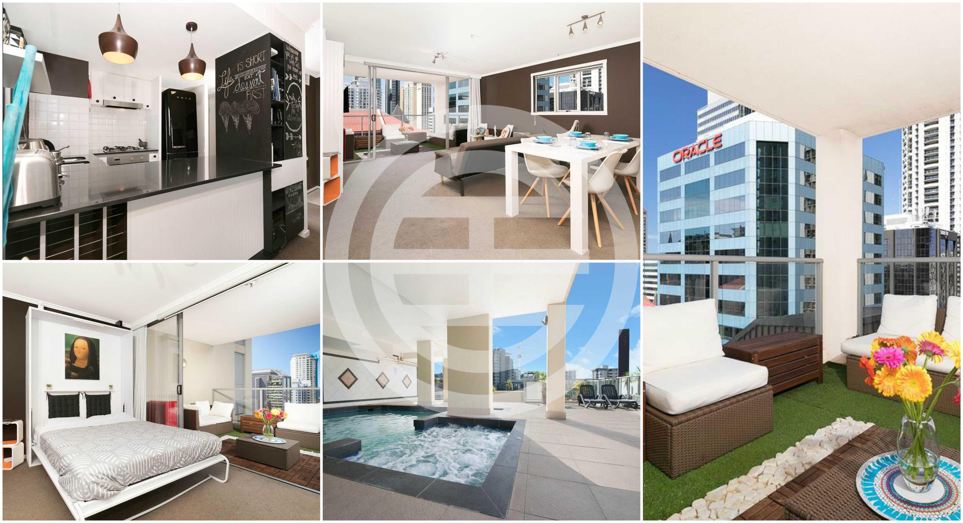2018年成为了布里斯班公寓房的抄底购买好时机。你眼前这套别致的布里斯班市中心公寓,前后带有阳台,配有时尚家电,现只售188万元人民币!
