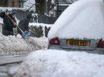 苏格兰遭大雪天气 学校关闭道路封锁-热点