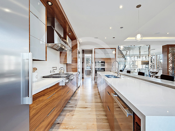 卡尔加里Mount Royal品质豪宅:非凡品位现代智能 | 加拿大